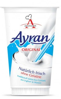 ANATOLIEN - AYRAN 20x250ml Be.1.7% **NEU**